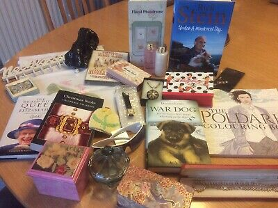 Small Car Boot Sale Bundle Assorted Items