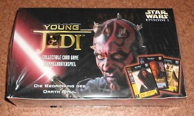 Star Wars * Episode 1 - Young Jedi * Die Bedrohung des Darth Maul * DISPLAY *OVP