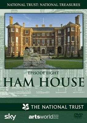 The National Trust - Ham House Mansion DVD Guide OFFICIAL Country Gift Idea NEW