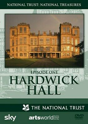 The National Trust - Guide to Hardwick Hall SKY Official DVD Gift Idea NEW