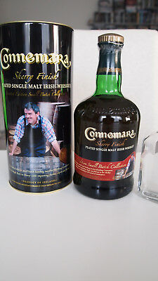 Whisky Probe Sample Connemara Sherry Finish Limited Edition 46% Vol. 50ml 5cl