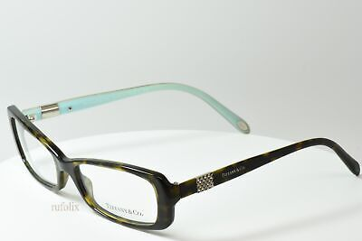 6746556eadf TIFFANY   CO TF 2070-B 8015 HAVANA EYEGLASSES STORE DISPLAY MODEL 53 ...
