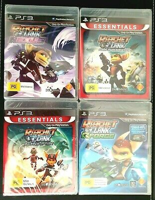 Ratchet & Clank Bundle NEW/Sealed PS3 Game - PlayStation 3 / Ratchet and Clank