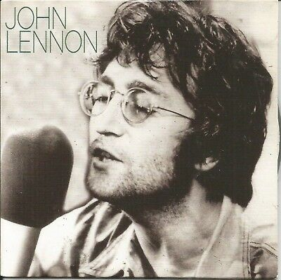 John Lennon - Mail On Sunday Promo Music Cd