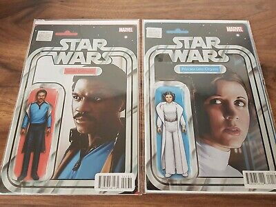 Marvel Comics STAR WARS Kenner Toys Variant Covers - First Prints Joblot /Bundle