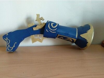 Miss Fortune League of Legends LOL Gun Prop pistola Cosplay stampato 3D