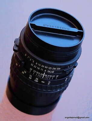 HASSELBLAD CB 160mm F4.8 .Mint Condition.