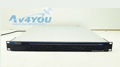 Omneon MIP-4102 Multiport 4000 Dual Channel SD/HD MPEG support 4:2:2 and 4:2:0