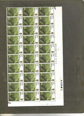 Gb British Royal Mail 1970 William Wordsworth Grasmere T/l Block 30 Mnh Stamps