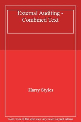 External Auditing - Combined Text-Harry Styles