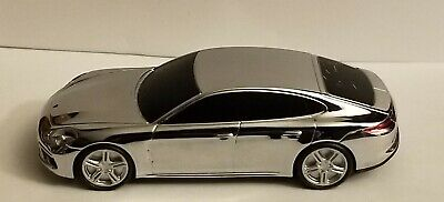 8f8bdb29378b PORSCHE PANAMERA TURBO G2 Billet Model Paperweight Solid Metal WHITE ...