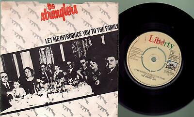 Stranglers - let me introduce you to the family/Vietnamerica