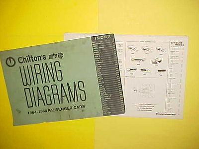 1964 1965 1966 1967 1968 ford thunderbird convertible coupe wiring diagrams