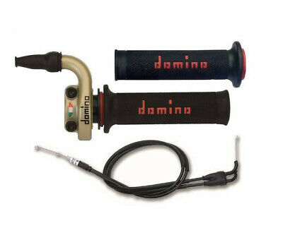 Yamaha R6 2017 2018 2019 Domino KKR Quick Action Throttle Gold