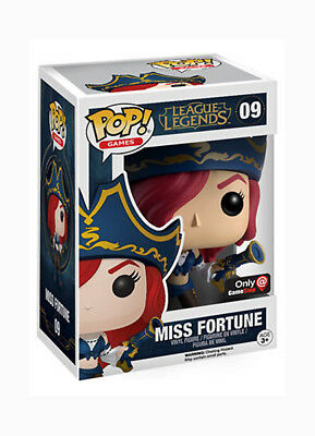 League of Legends Miss Fortune Gamestop Exclusive