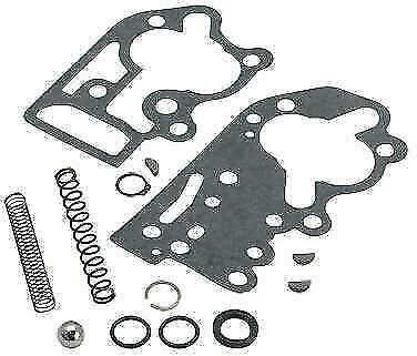 Ss High Volume Oil Pump Master Rebuild Kit 31 6300 Harley Davidson