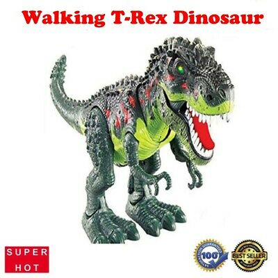 Animal Planet Interactive Dinosaur T-Rex with lights and sounds New /& Boxed