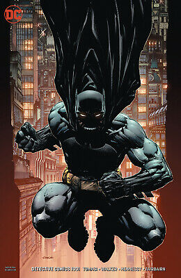 Detective Comics #1001 Variant - Dc Universe - Bagged And Boarded. Free Uk P+P