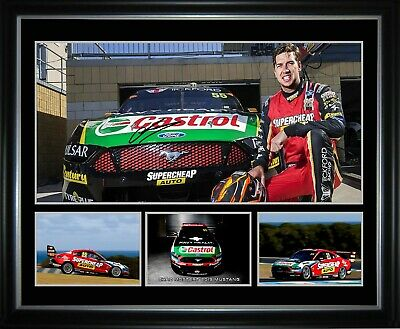 Chaz Mostert 2019 Limited Edition Framed Memorabilia