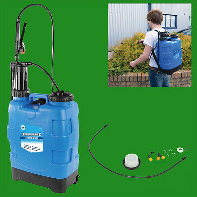 20 Litre Garden Backpack Sprayer 20L Pressure Pump, Water, Herbicides Pesticides