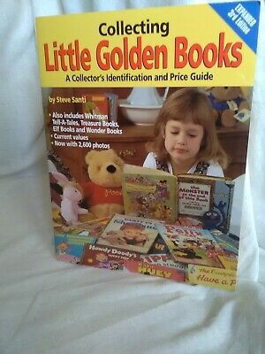 Collecting little Golden Books-A Collector's Identification and Price Guide