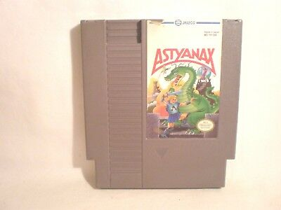 Astyanax (Nintendo Entertainment System, 1990)  game only