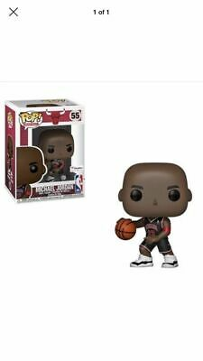Funko POP NBA Chicago Bulls Michael Jordan Fanatics Exclusive in hand! #55