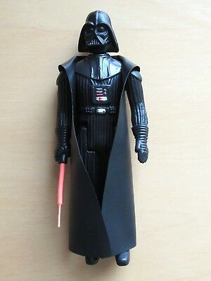 Vintage Star Wars Darth Vader Taiwan Near Mint Complete 1977 Action Figure