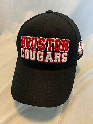 quality design c7a65 73854 Houston Cougars Ncaa Top Of The World Teamwork Hat Adj Snapback Osfm Nwt
