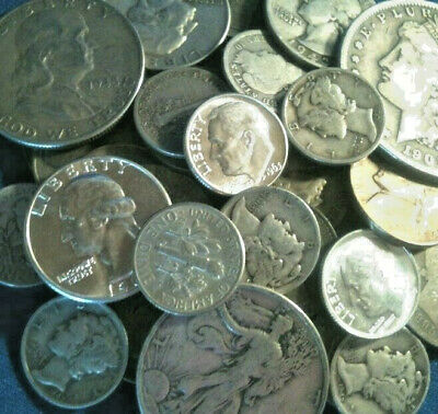 $1.00 One Dollar FV Not Junk This is Survival Silver *FREE SHIPPING*.