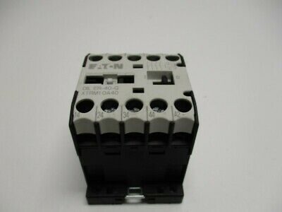 Eaton Diler-40-G Contactor 24Vdc * Used *