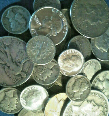 $1.00 Total FV Not Junk This is Survival Silver *FREE SHIPPING*