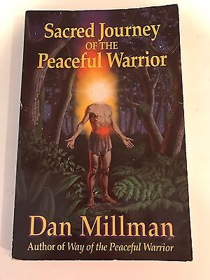 Sacred Journey of the Peaceful Warrior Paperback Book By Dan Millman