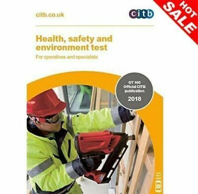 DVD ROM CSCS MULTI-LANGUAGE Card Test for Operatives Specialists SALE