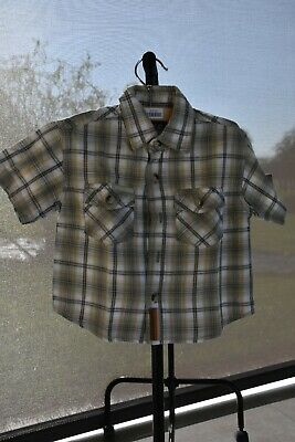 Chemise manches courtes - taille 74