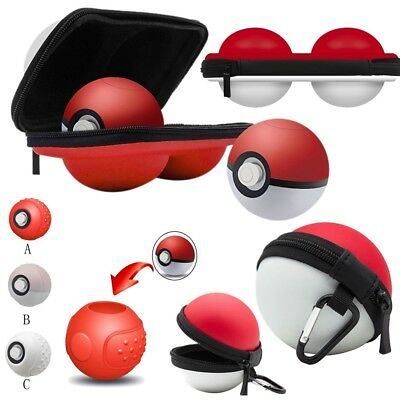 Carrying Case Cover Bag for Nintendo Switch Poke Ball Plus Controller Eevee Game