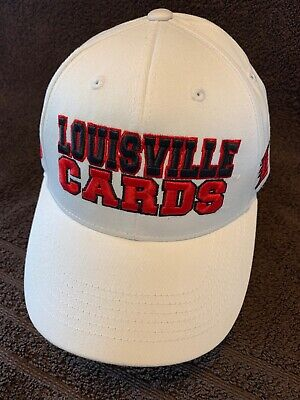 super popular 9b286 ae59b Louisville Cardinals Ncaa Top Of The World Teamwork Hat Adj Snapback Osfm  Nwt