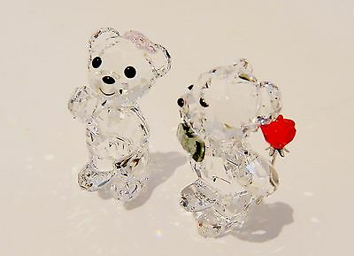 7a41c9059 KRIS BEAR - Say It With Roses Crystal 2016 Swarovski #5063324 ...