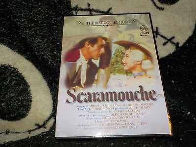 Scaramouche NEW SEALED DVD All Region Chinese Import