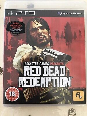 Red dead redemption ps3 game of the year