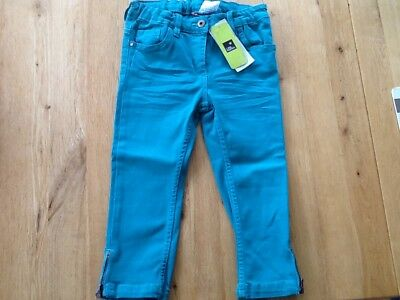 Childrens Little Captain Jade Stretch Jeans Size 3-4 years