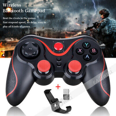Wireless Bluetooth Gamepad Game Controller Joystick For Andriod IOS IPhone PC AU