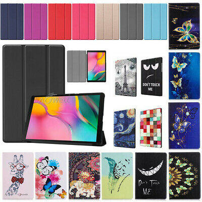 """AU For Samsung Galaxy Tab A 10.1"""" 2019 T510 PU Leather Cover Smart Magnetic Case"""