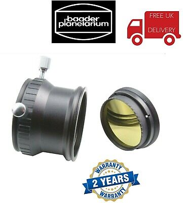 Baader 2-Inch SC Deluxe Visual Back With 2-Inch Filter Holder 2958144 (UK Stock)