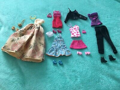 Barbie, Sindy or Fashion Doll Clothes / Outfits / Bundle plus accessories
