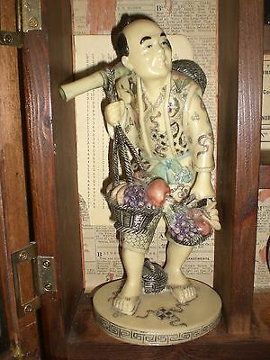 Chinese Statue  In  Superb Condition