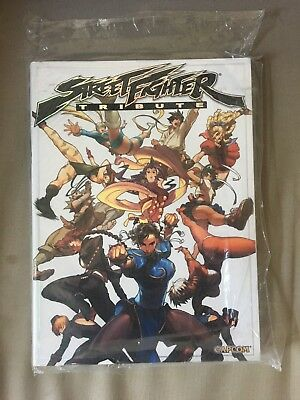Street Fighter Tribute 2008 Artbook