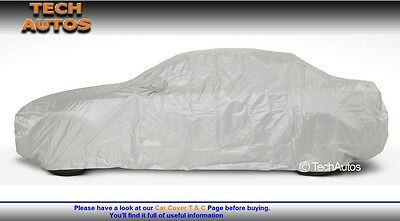 Lightweight Car Cover Water Resistant Voyager Jaguar XF Saloon