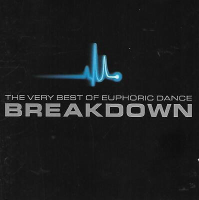 The Very Best Of Euphoric Dance Breakdown-Various Artists (2001 Double CD Album)