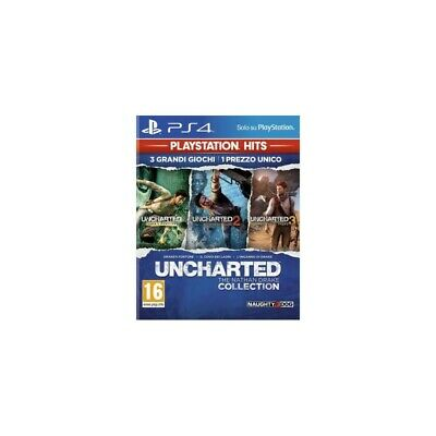 Ps4 Uncharted: The Nathan Drake Collection - Ps Hits